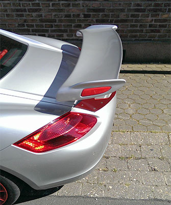 987 GT3 RS Wing
