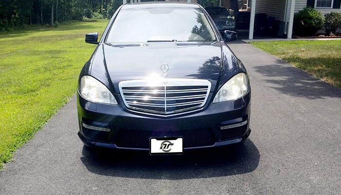 W221-S63-Front-Bumper