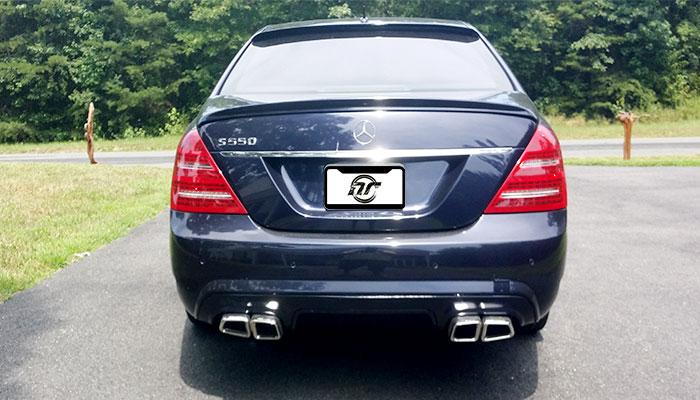 W221-S63-Rear-Bumper