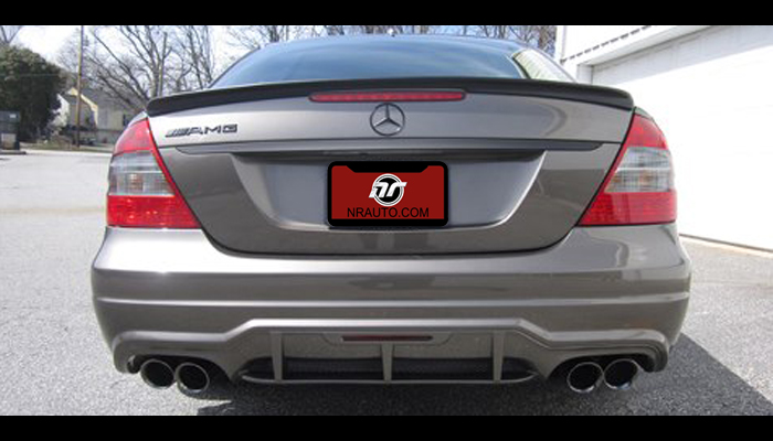 Mercedes E Class with our WDB Body Kit.
