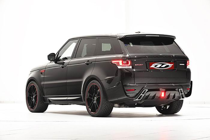 2014 Range Rover Sport with S-Tech Body Kit.