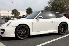 997 S w/ GT Front Bumper, Side Skirts, & GT3 Rear Bumper