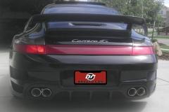 Porsche 996 C4S with GT Body Kit.