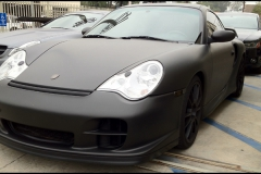 Porsche 996T with 996 GT2 Body Kit including GT2 Wing.