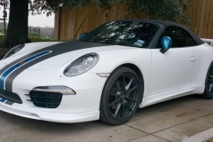 Porsche 991 with Type 1 Body Kit.