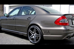 Mercedes E63 AMG with WD Body Kit.
