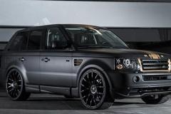 Range Rover Sport with Aero Body Kit.