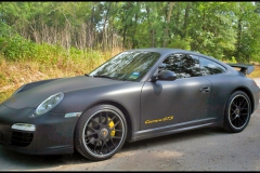 Porsche 997 GTS with GT3 Base and GT2 Wing Blade.