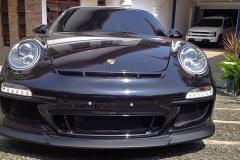 Porsche 997 with 997.2 Body Kit.