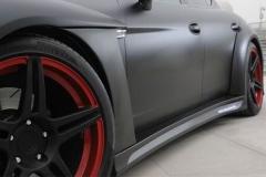 Porsche Panamera Luma Style Front Fenders.