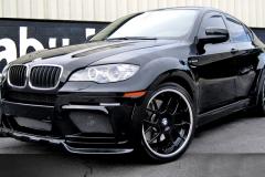 BMW X6 with Tycoon Body Kit.