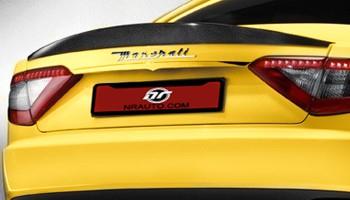 Maserati Spoilers & Wings