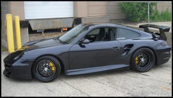 Porsche Body Kits