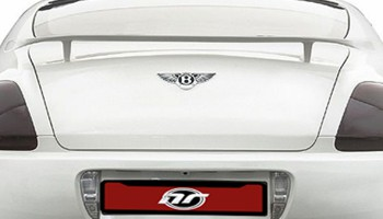 Bentley Spoilers & Wings