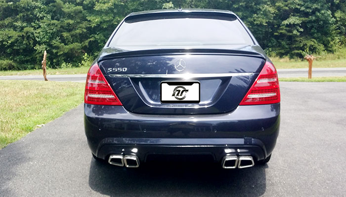 Mercedes benz s550 facelift led tail lights winn auto for Mercedes benz s550 accessories