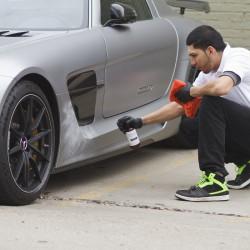 matte_waterless_wash_spray_on_matte_car