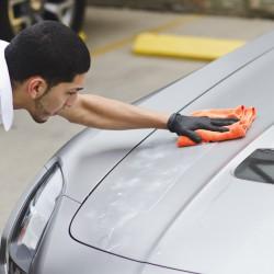 matte_waterless_wash_wiping_matte_car