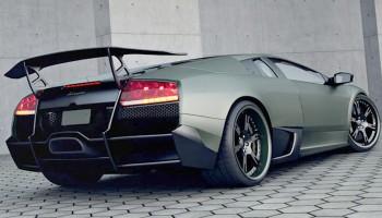 Lamborghini Spoilers & Wings
