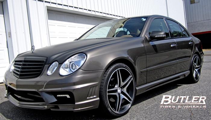 Mercedes E Class W211 WDB Kit 2007-2009 | Winn Auto ...